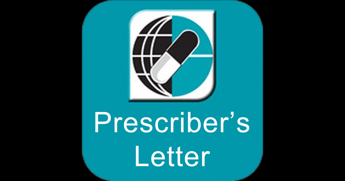 prescriber s letter prescriber s letter 174 on the app 24047