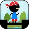 Pocket Bridge Dude Ninja - Addictive games