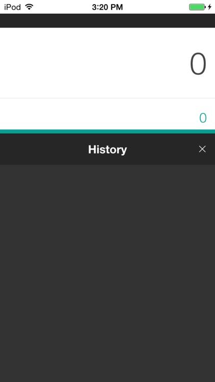 Calc*Zero screenshot-3