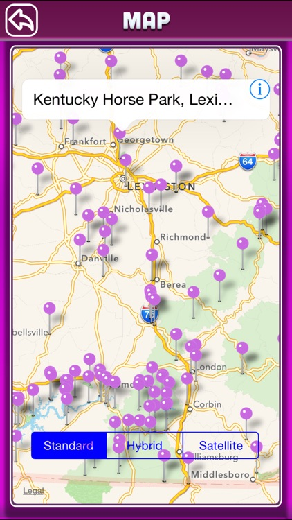 Kentucky Campgrounds & RV Parks screenshot-3