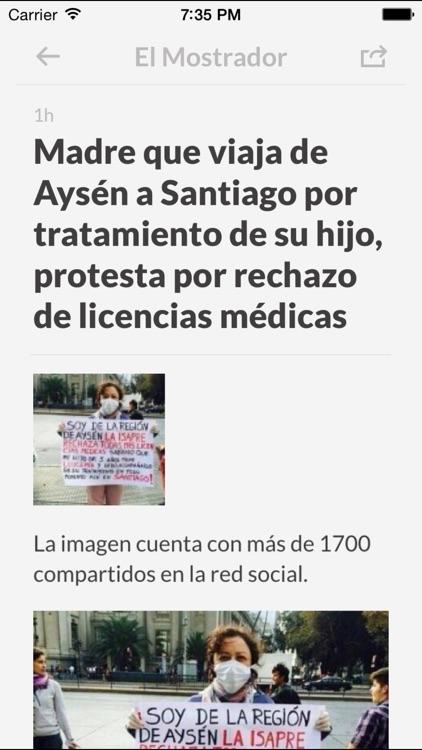 Periódicos CL - Los mejores diarios y noticias de la prensa en Chile screenshot-3