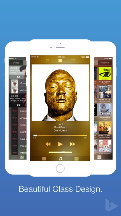 Blend Music Player