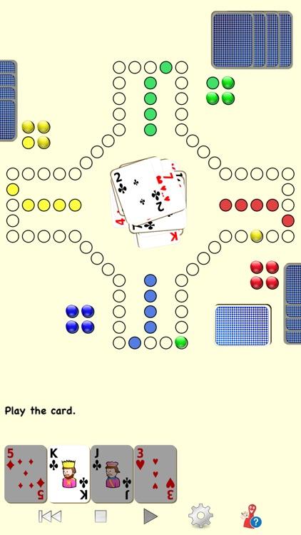 Keez - Board Game