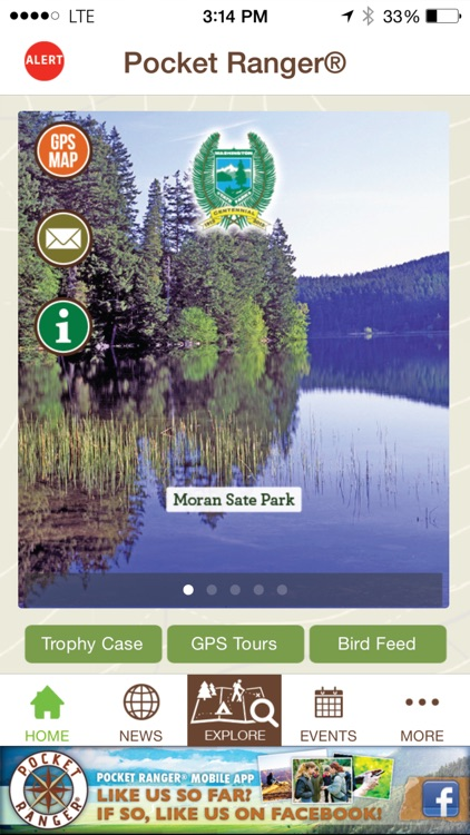 Washington State Parks Guide- Pocket Ranger®