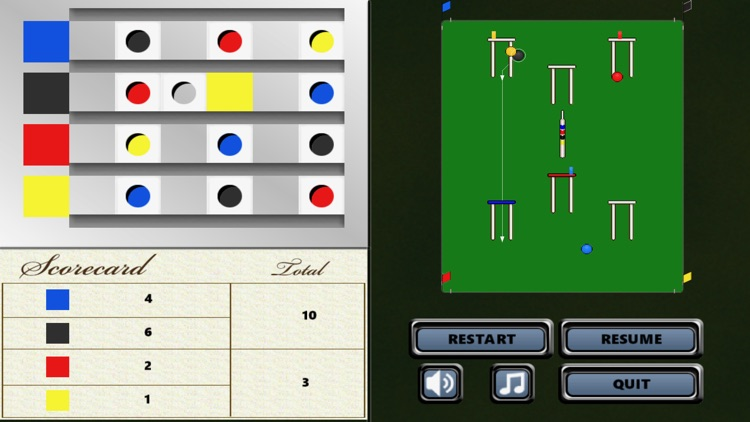 Croquet Pro 2 screenshot-1