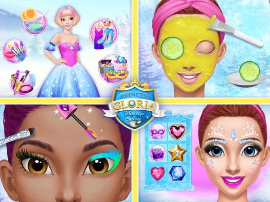 Princess Gloria Makeup Salon - No Ads screenshot 8