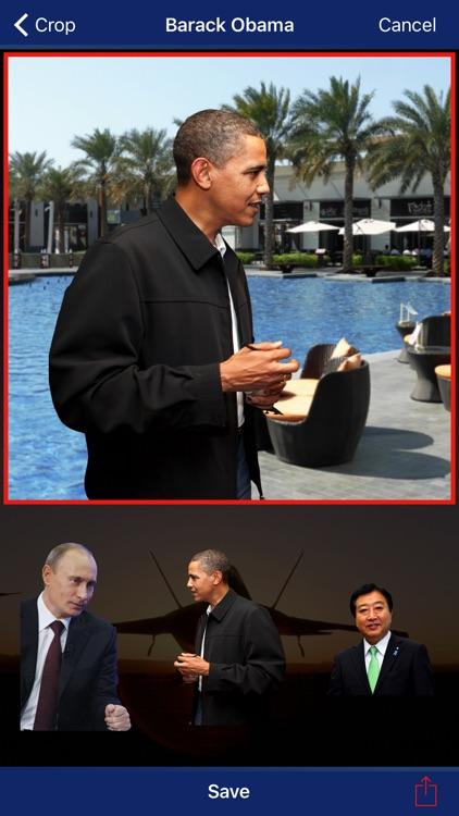Politify - Take Photos With Presidents screenshot-3