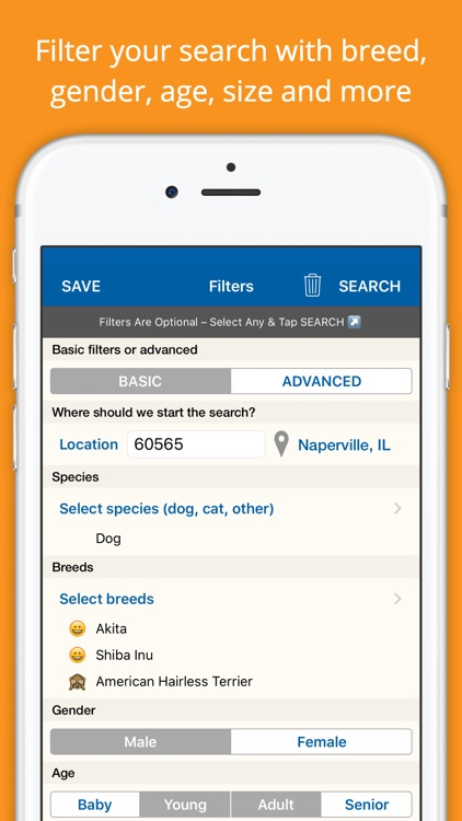 WeRescue – Adopt a Pet screenshot-3