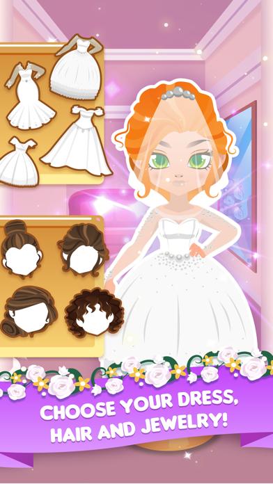 Wedding Dress Designer - Bridal Gown Fashion Game screenshot three
