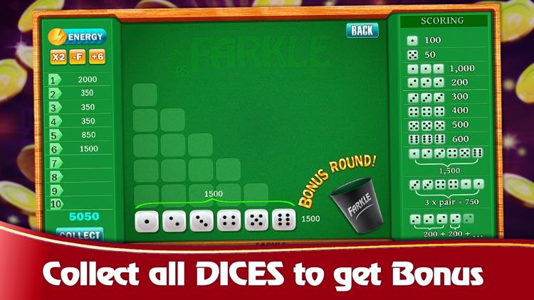 Farkle Casino - FREE Dice Game screenshot-4