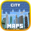 Maps for Minecraft - City for PE Pocked Edition Reviews