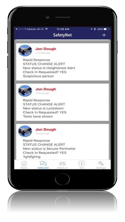 IRIS Alert screenshot-3