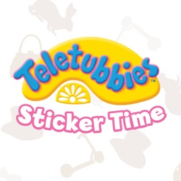Teletubbies Sticker Time