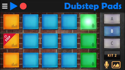 Dubstep Pads - Drum pads for Windows