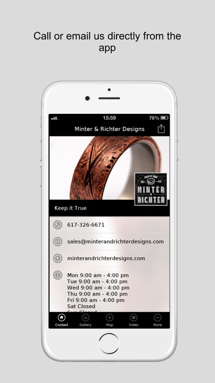 Minter & Richter Designs