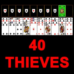 Forty Thieves Solitaire Premium