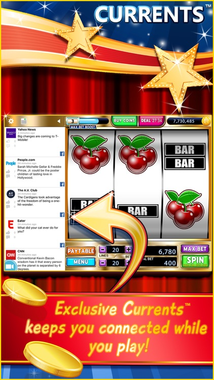 Big Win Slots™- New Las Vegas Casino Slot Machines screenshot-3