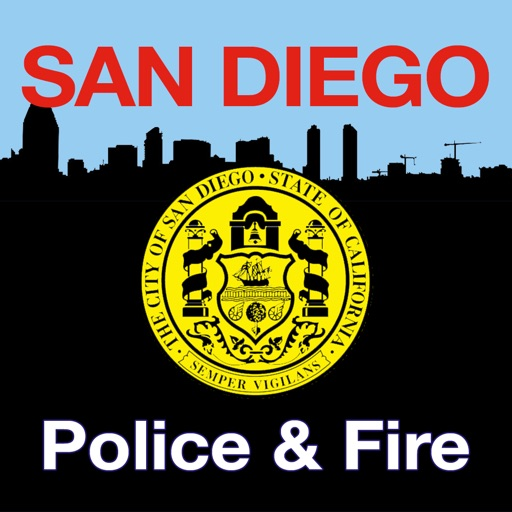 San Diego Police and Fire