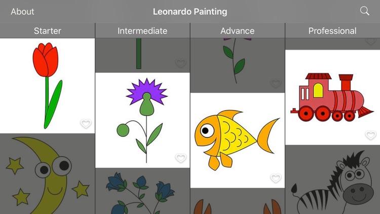 Leonardo Painting