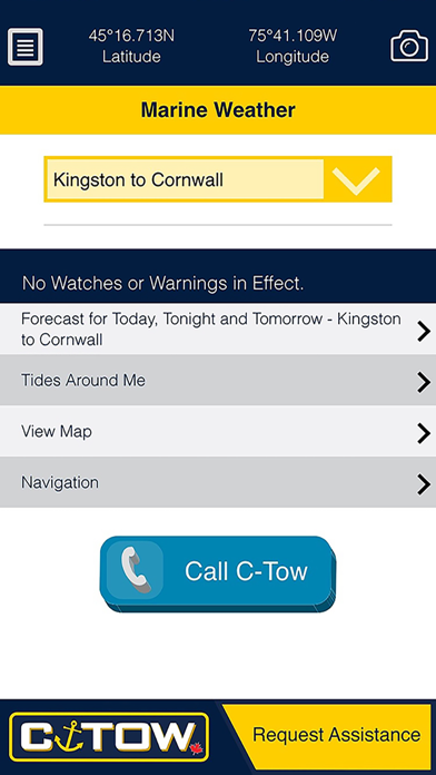 download C-Tow apps 1