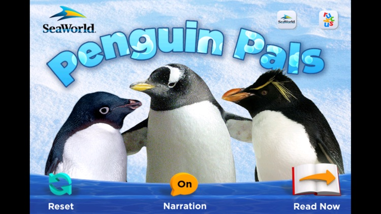 SeaWorld: Penguin Pals screenshot-0