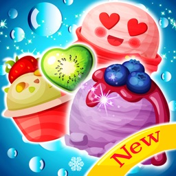 Candy Yummy Fever - Sweet Jam Match 3 Puzzle Game