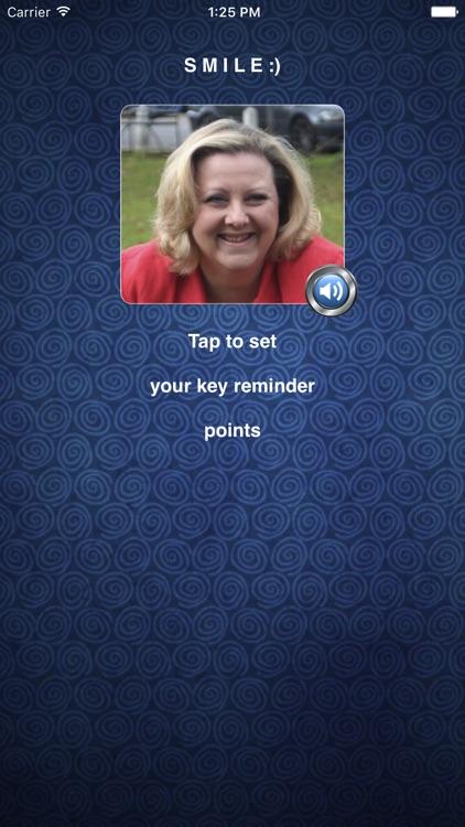 Jozefa's Business Vocal Coaching App