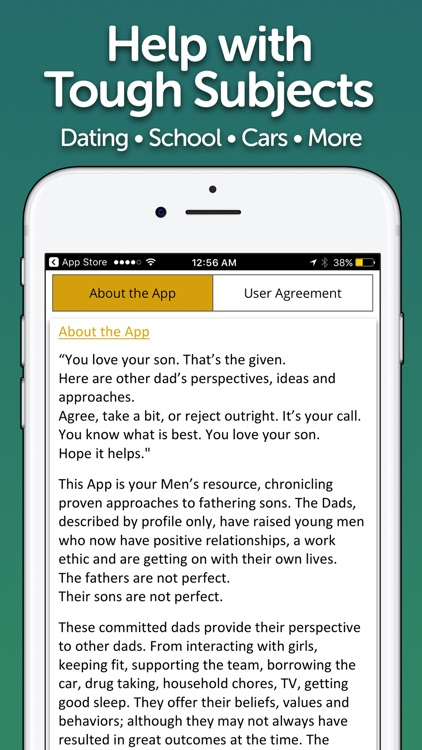 BeDad: Parenting Tips, Guidance for Dads with Sons screenshot-3