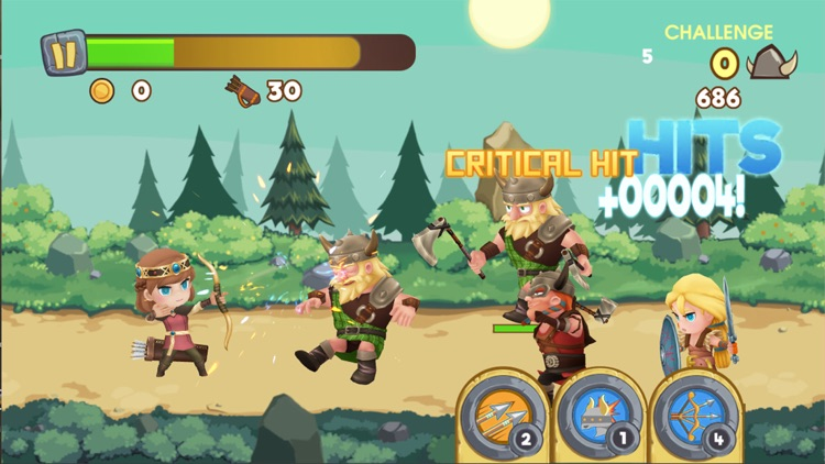 Vikings Invaders screenshot-0
