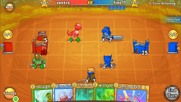 Cards and Castles screenshot-2