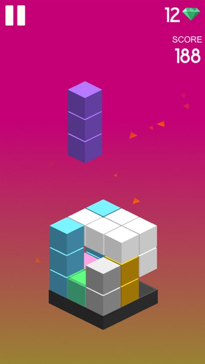 Cube - 3D Block Classic Games screenshot-0