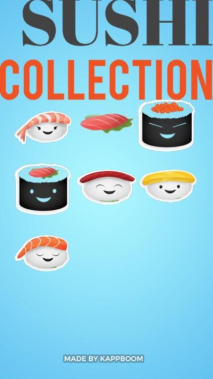 Sushi Stickers III