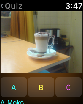 Coffee Drinks Info! screenshot 12