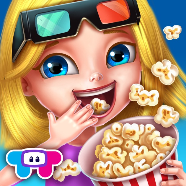 Movie Night Bouquet With Drinks: Popcorn & Soda On The App Store