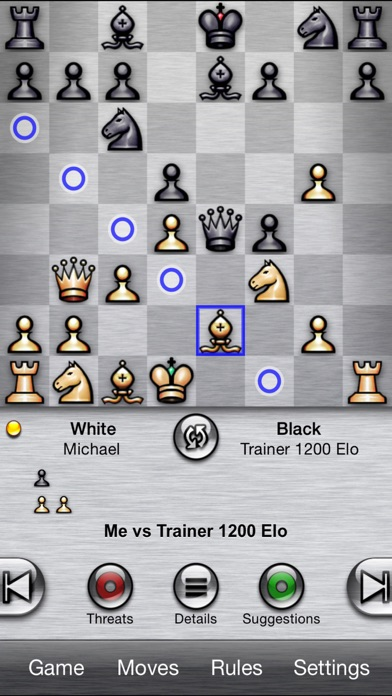 Chess Lite - with coach Screenshot