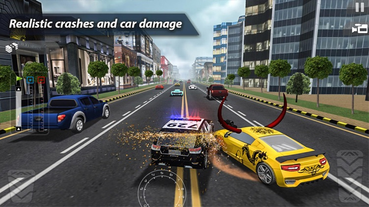 Highway Police Gangster Chase screenshot-4