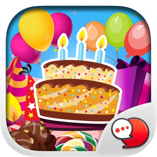 Happy Birthday Emoji Stickers For IMessage By ChatStick Company Limited