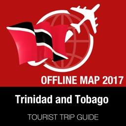 Trinidad and Tobago Tourist Guide + Offline Map
