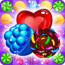 Candy Match 3 - Crazy Sugar Blast