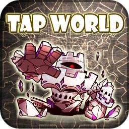 タップワールド  -放置もできる簡単タップRPG-