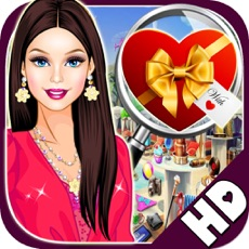 Activities of Free Hidden Objects:Valentine Beach Day Love Game