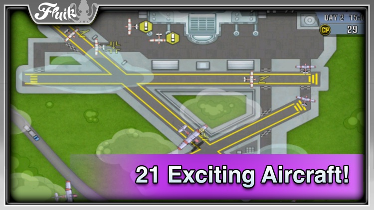 Airport Madness Challenge screenshot-1