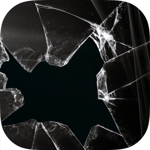 Broken Screen Wallpaper: Cracked Screen Prank By Anon Submoon