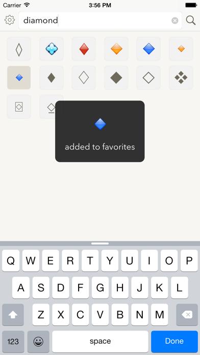 Symbols - unicode keyboardのおすすめ画像4
