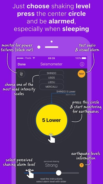 iTools - Seismometer, Guidance, Coordinates