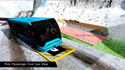 オフロードバスドライビングシミュレータ冬季のおすすめ画像2