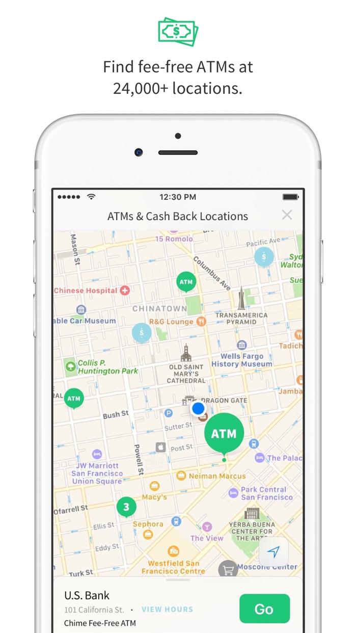 Chime Banking Screenshot