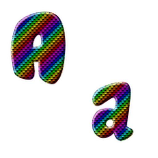 Alphabet Drei Sticker Pack