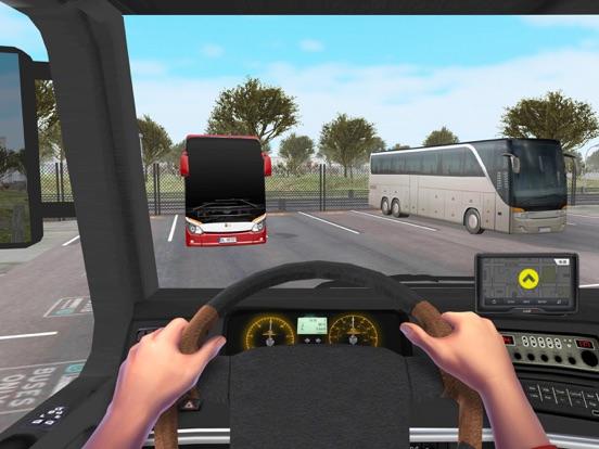 Coach Bus Simulator 2017 * screenshot 6
