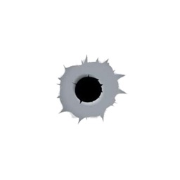 Animated Bullet Holes Sticker Pack